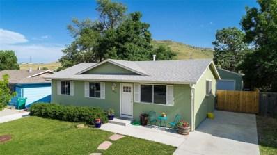 18876 W 59th Drive, Golden, CO 80403 - MLS#: 9886570