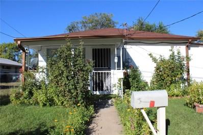 625 S Patton Court, Denver, CO 80219 - MLS#: 9886834