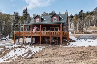 34797 Forest Estates Road, Evergreen, CO 80439 - #: 9887350