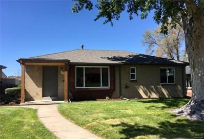 3665 Ivanhoe Street, Denver, CO 80207 - #: 9888798