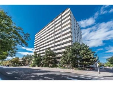 1029 E 8th Avenue UNIT 401, Denver, CO 80218 - MLS#: 9890257