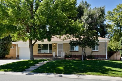 1221 S Eaton Street, Lakewood, CO 80232 - MLS#: 9894155