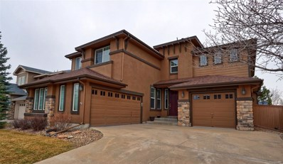 3511 Whitford Drive, Highlands Ranch, CO 80126 - #: 9894239