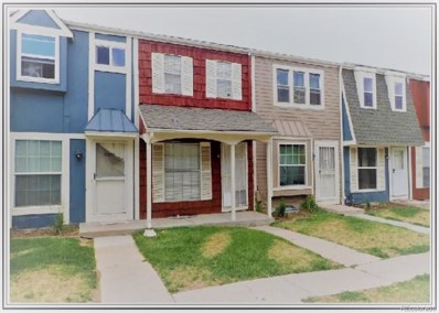 15725 E 13th Place, Aurora, CO 80011 - MLS#: 9896138