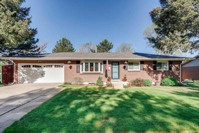 8244 E Kenyon Drive, Denver, CO 80237 - #: 9898936