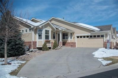 16557 E Auburn Hills Drive, Parker, CO 80134 - MLS#: 9902268
