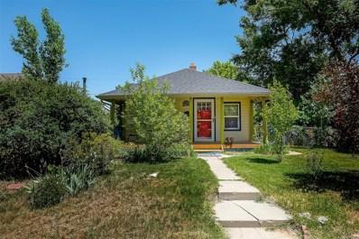 1172 Willow Street, Denver, CO 80220 - MLS#: 9904770