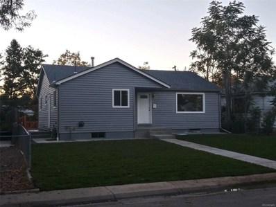 931 Hanover Street, Aurora, CO 80010 - MLS#: 9904937