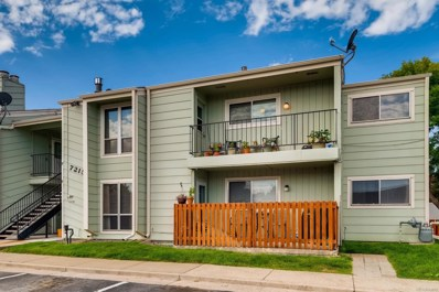 7215 S Gaylord Street UNIT F, Centennial, CO 80122 - MLS#: 9904999