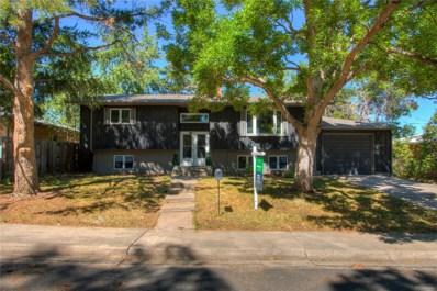 1223 Aikins Way, Boulder, CO 80305 - #: 9907542