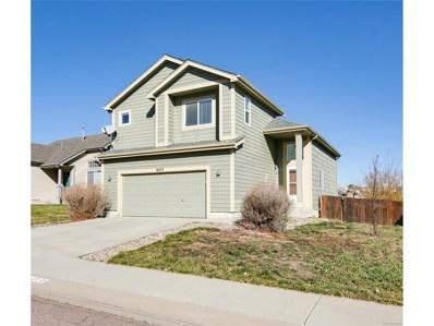 8277 Meadowcrest Drive, Fountain, CO 80817 - MLS#: 9907985
