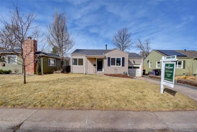 2535 S Washington Street, Denver, CO 80210 - MLS#: 9909822