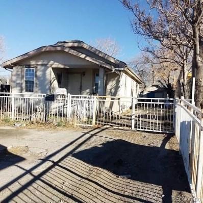 4026 Steele Street, Denver, CO 80216 - MLS#: 9913821
