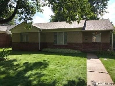 1261 S Harrison Street, Denver, CO 80210 - MLS#: 9917077