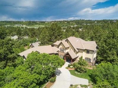 1076 Country Club Estates Drive, Castle Rock, CO 80108 - MLS#: 9922713