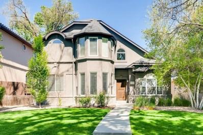2482 S Josephine Street, Denver, CO 80210 - #: 9935862