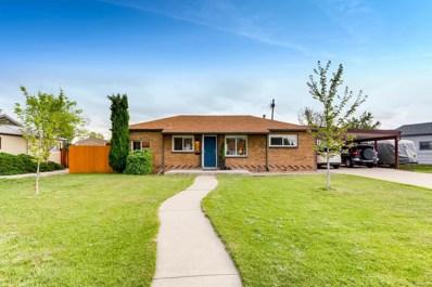 1174 S Taos Way, Denver, CO 80223 - MLS#: 9940660