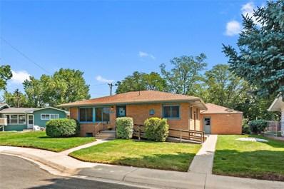 1338 Aspen Street, Longmont, CO 80501 - MLS#: 9945855