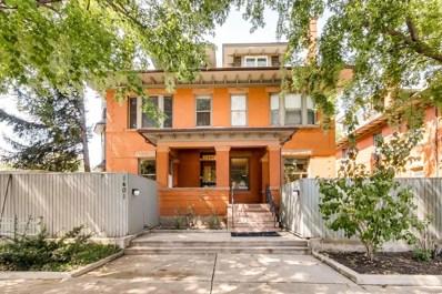 1401 N Franklin Street UNIT 1, Denver, CO 80218 - #: 9947567