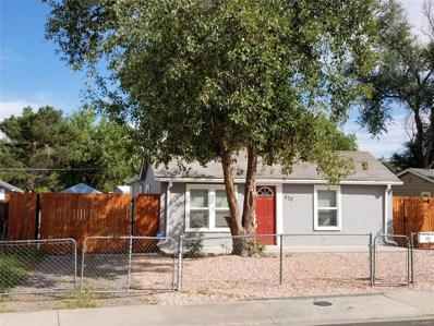 572 S Newton Street, Denver, CO 80219 - MLS#: 9948508