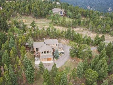 1814 Santa Fe Mountain Road, Evergreen, CO 80439 - MLS#: 9951621