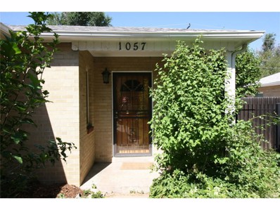1057 Fillmore Street, Denver, CO 80206 - MLS#: 9953254