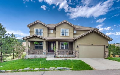 801 Elk Rest Road, Evergreen, CO 80439 - #: 9955612