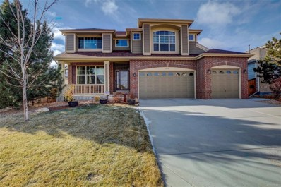 5415 S Flat Rock Way, Aurora, CO 80016 - MLS#: 9956283