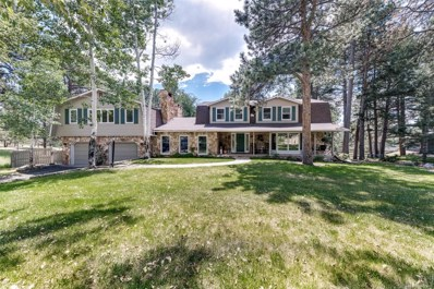 3040 Interlocken Drive, Evergreen, CO 80439 - #: 9958722