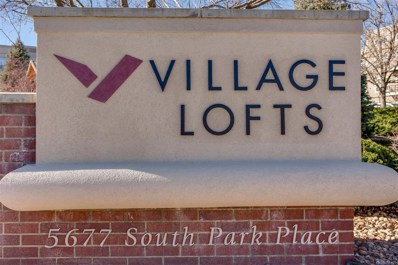 5677 S Park Place UNIT 310D, Greenwood Village, CO 80111 - #: 9959688