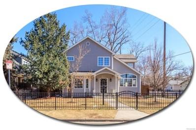 1494 S Clayton Street, Denver, CO 80210 - MLS#: 9960754
