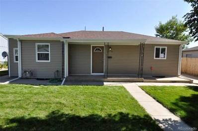 5170 Umatilla Street, Denver, CO 80221 - #: 9961399