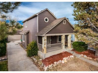 6127 Desoto Drive, Colorado Springs, CO 80922 - MLS#: 9971790