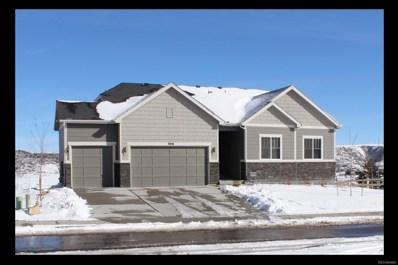3850 Mighty Oak Street, Castle Rock, CO 80104 - #: 9973305