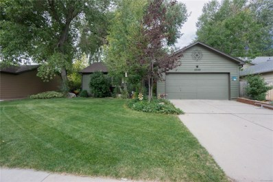 3343 Sam Houston Circle, Fort Collins, CO 80526 - MLS#: 9975240