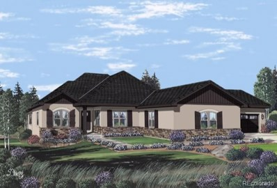 8031 Red Hill Road, Larkspur, CO 80118 - MLS#: 9975788