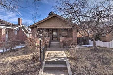 454 N Franklin Street, Denver, CO 80218 - #: 9983247