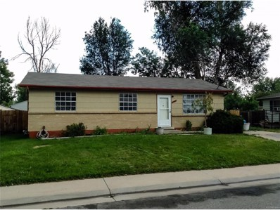 5560 Xanadu Street, Denver, CO 80239 - MLS#: 9986549