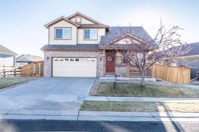 16228 E 105 Way, Commerce City, CO 80022 - MLS#: 9995552