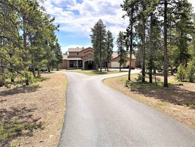 11542 Belle Meade Drive, Conifer, CO 80433 - #: 9997035