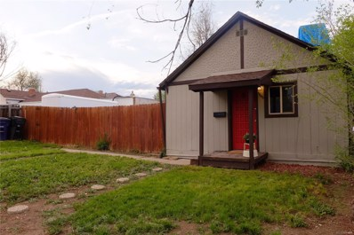 3595 W Alaska Place, Denver, CO 80219 - #: 9997265
