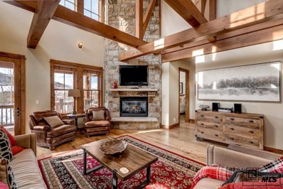 1329 Turning Leaf Court, Steamboat Springs, CO 80487 - #: S162036