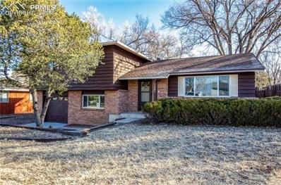 1087 Hathaway Drive, Colorado Springs, CO 80915 - MLS#: 1001651