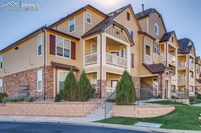 5354 Palomino Ranch Point UNIT 306, Colorado Springs, CO 80919 - MLS#: 1013190