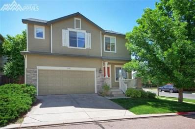 3140 Seaside View, Colorado Springs, CO 80922 - MLS#: 1015322