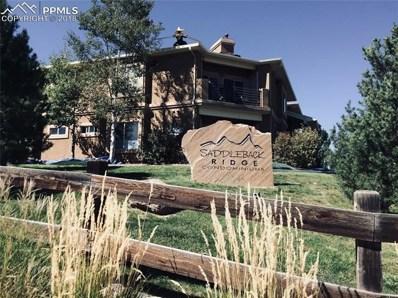 2085 Montura View UNIT 102, Colorado Springs, CO 80919 - MLS#: 1015596