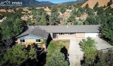 6 Las Piedras Escondidas, Colorado Springs, CO 80904 - MLS#: 1016190
