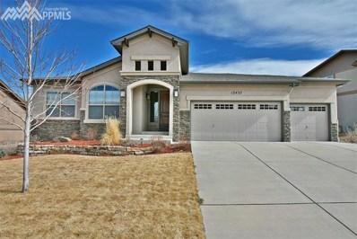 12437 Creekhurst Drive, Colorado Springs, CO 80921 - MLS#: 1016538