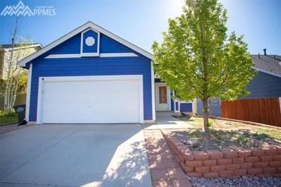 4655 Skywriter Circle, Colorado Springs, CO 80922 - MLS#: 1017059