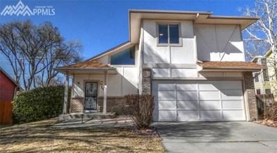 240 Dix Circle, Colorado Springs, CO 80911 - MLS#: 1017514